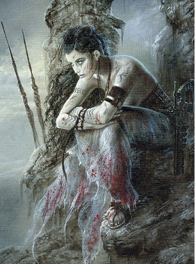 Confirm. agree luis royo fallen angel are not